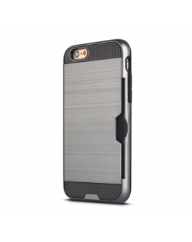 Alu Brush iPhone Case