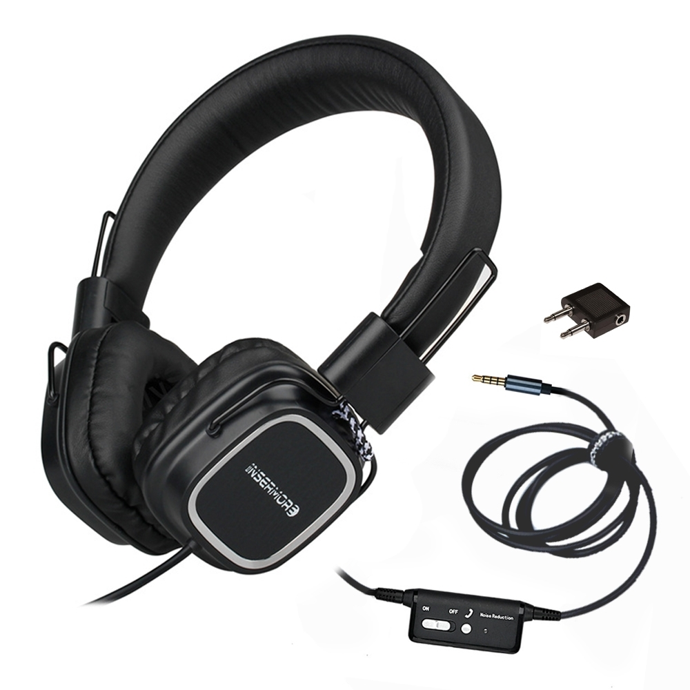 Active Noise Cancelling Headphones Relaxso