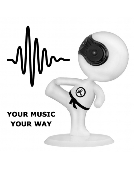 Kung-Fu Wireless Bluetooth Speaker