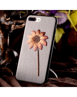 Grass Flower iPhone Case