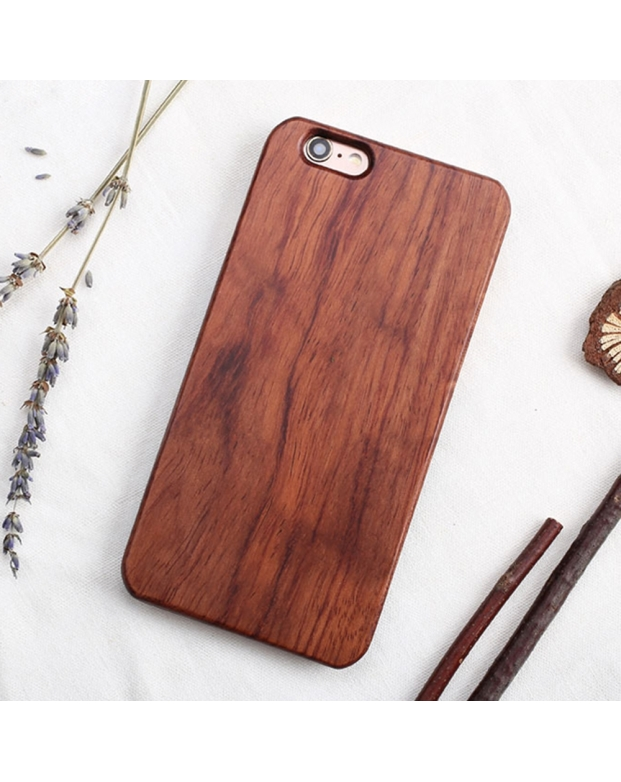 Timber-Wood iPhone Case