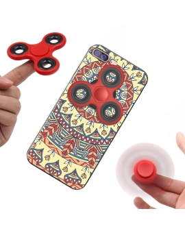 2-in-1 Fidget Spinner iPhone Case