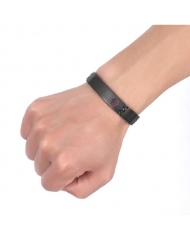 Asclepius Magnetic Germanium Power Bracelet