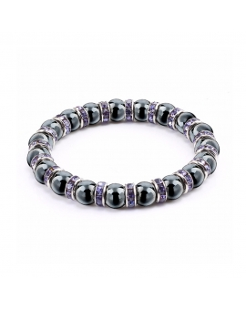 Hematite Magnetic Therapy Bracelet
