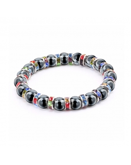 Hematite Magnetic Therapy Bracelet