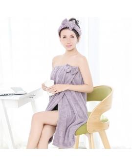 Bamboo Minky SPA Wrap