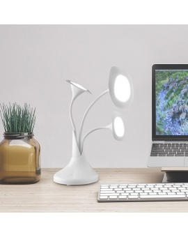Petunia LED Desk Lamp