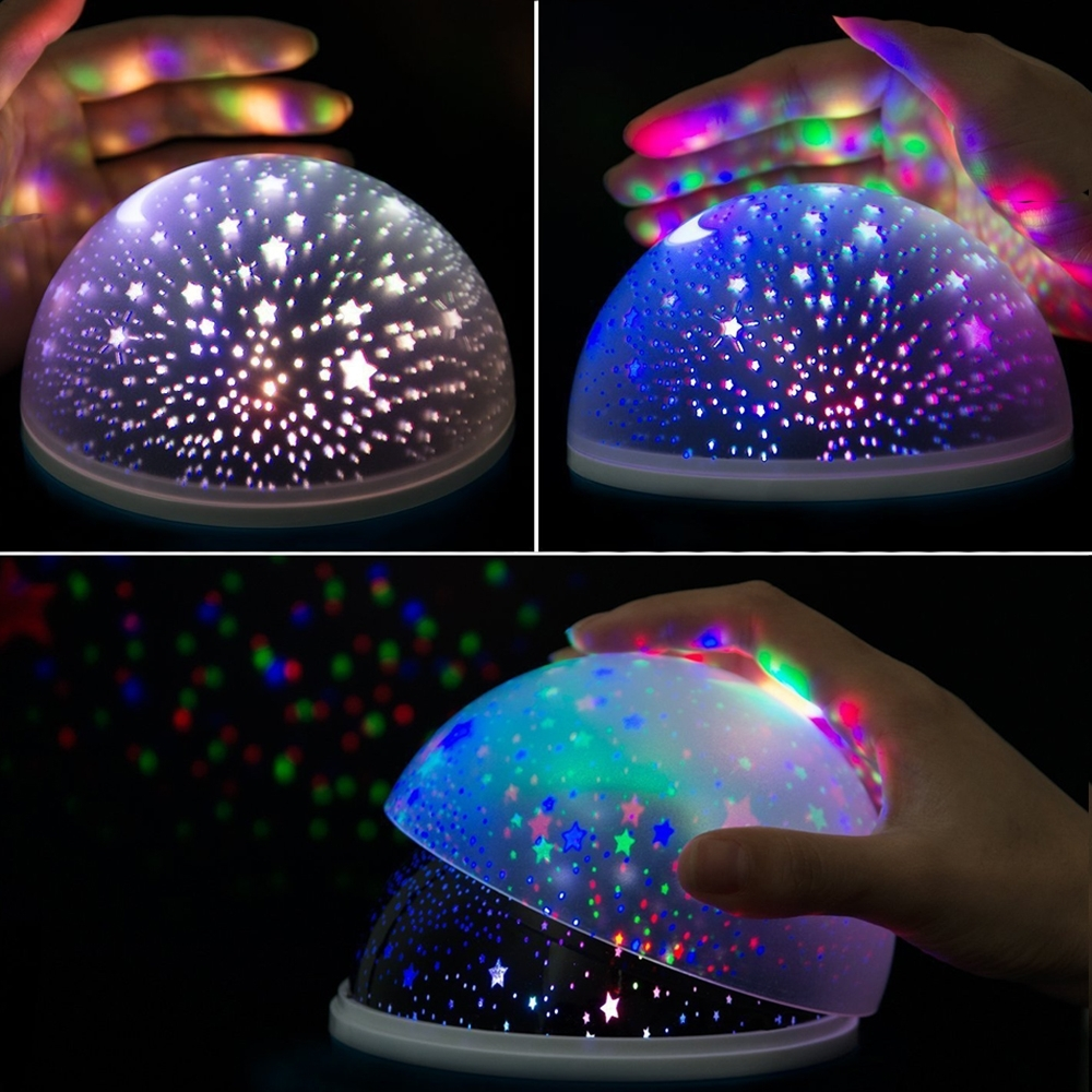 Cosmos Starlight Projector Lamp Relaxso