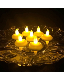 Floating Flameless LED Tealight Candle