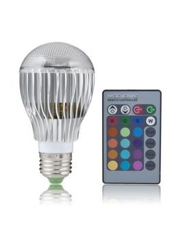 3-Watt Color Changing RGB LightBulb