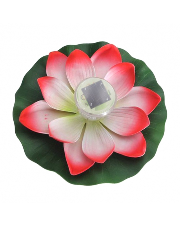 Solar Lotus Light
