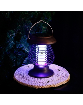 Solar LED Insect Trap