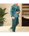 Bamboo Satin Pajama Set