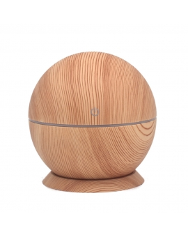 0.03 Gal. Wood Ultrasonic Humidifier