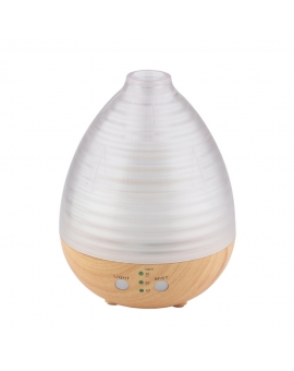 0.06 Gal. Crystal Glass Ultrasonic Humidifier