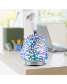 0.03 Gal. 3D Glass Essential Oil Diffuser