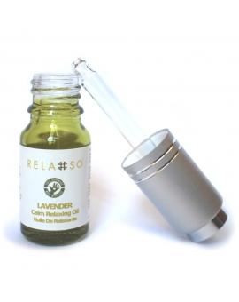 Lavender Calm Relaxing Body Oil