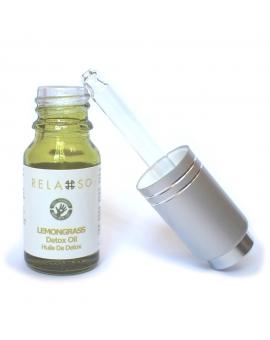 Lemongrass Detox Body Oil