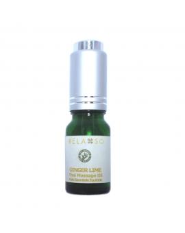 Ginger Lime Thai Massage Oil