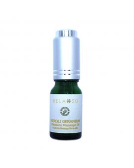 Neroli Geranium Pleasure Massage Oil