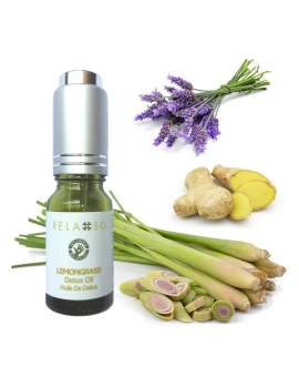 Lemongrass Detox Body Oil