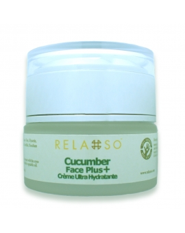 Cucumber Face Plus + Cream