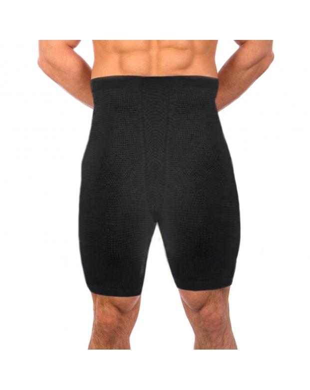 Men's Nude Power Long Shorts