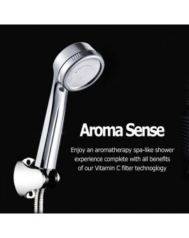 SPA Pressurized ionizer Shower Head