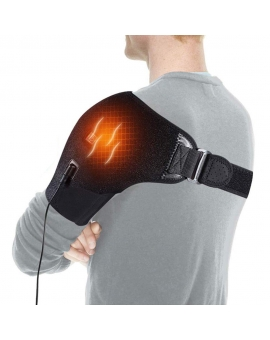 Heated Shoulder Wrap Brace