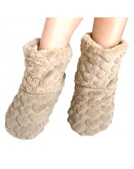 Microwavable Wool Hotties Booties