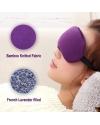 Lavender Steam Eye Mask