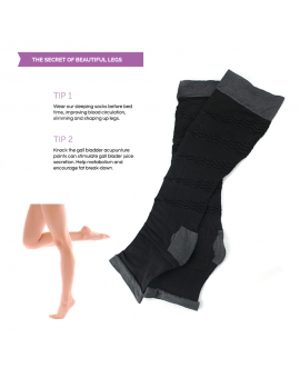 Sleep Slimming Socks