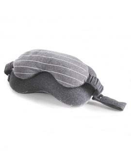 2-IN-1 Blindfold Travel Pillow