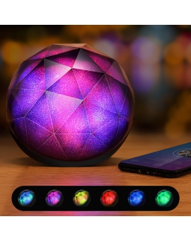 LED Space Wireless Speaker