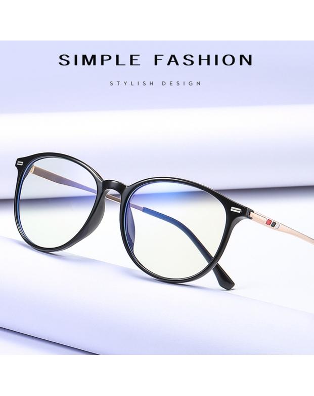 Round Computer Reading Glasses