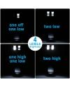Twin LED Flex-Clip Book Light