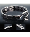 Buckle Magnetic Germanium Bracelet