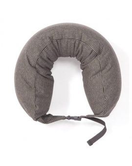Neck-Fit Bamboo Travel Pillow