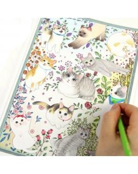 Art Haven Calm Coloring Book