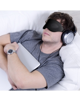 3D Contoured Sleep Mask